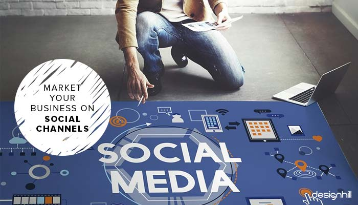 Business On Social Channels