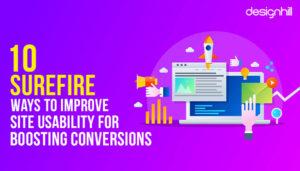 Improve Site Usability