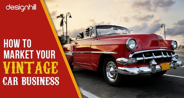 Vintage Car Business