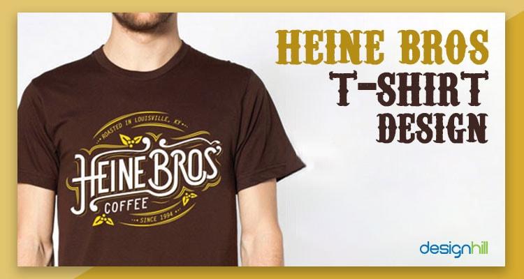 Heine Bros t-shirt