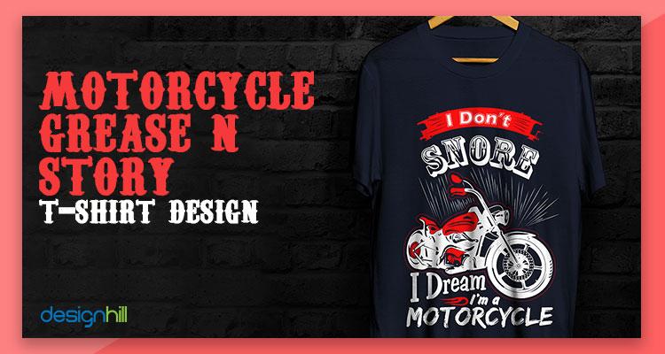 Motorcycle Grease N Story