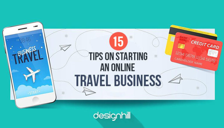 15 Tips On Starting An Online Travel Business