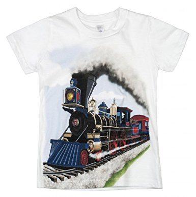train t shirt design