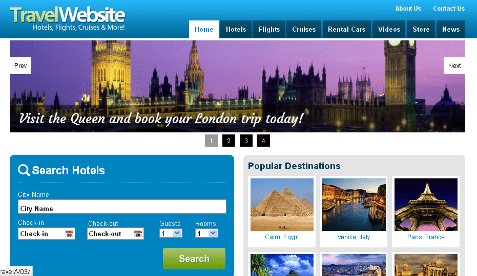 Business travel dating website