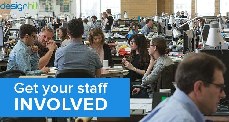 Staff Involved