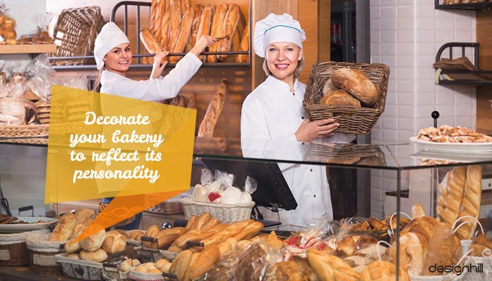 Decorate Bakery Product