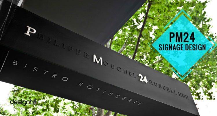 PM24 Signage