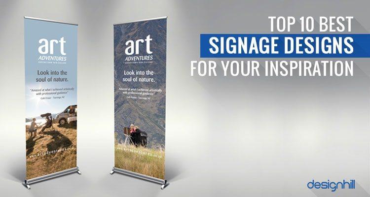 Signage Designs