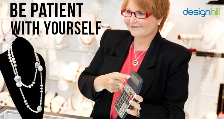 Patient With Yourself