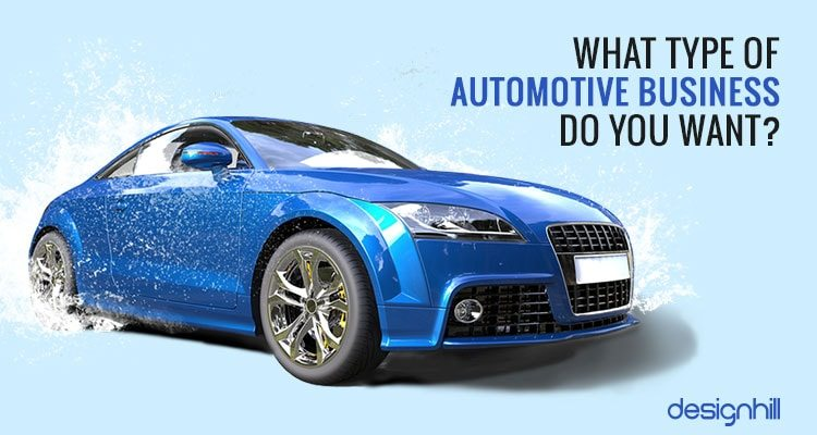 Type Of Automotive Business