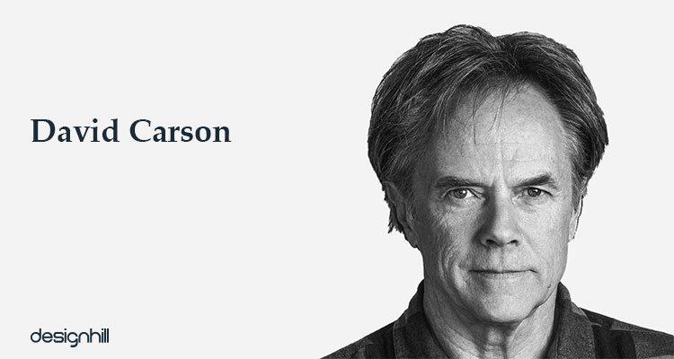 David Carson Graphic Designer