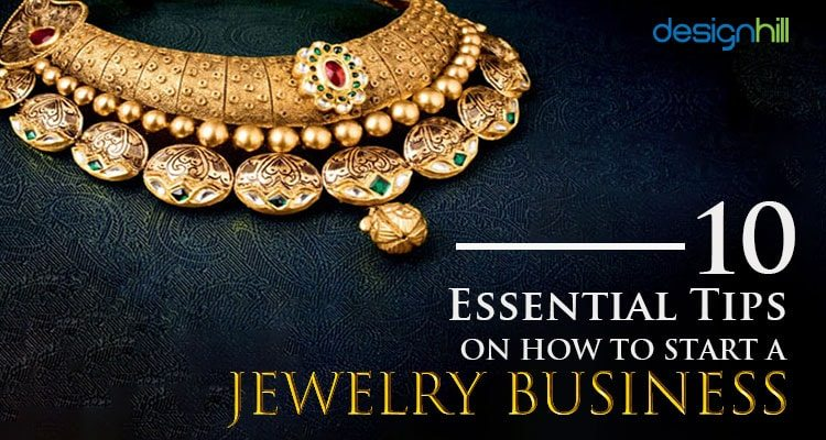 how to get into the jewelry business