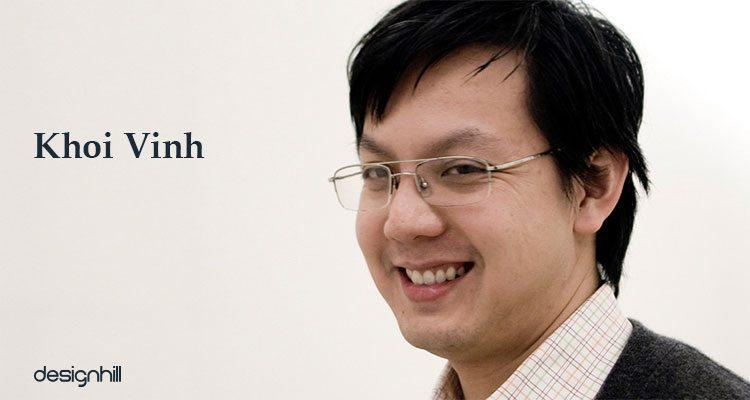 Khoi Vinh Graphic Designer