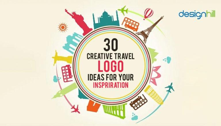 30 Creative Travel Logo Design Ideas for Your Inspiration