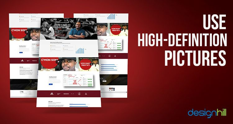High-Definition Pictures