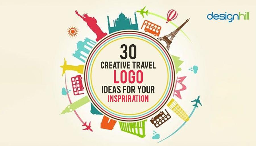30 Creative Travel Logo Design Ideas For Your Inspiration,French Interior Design Company Names