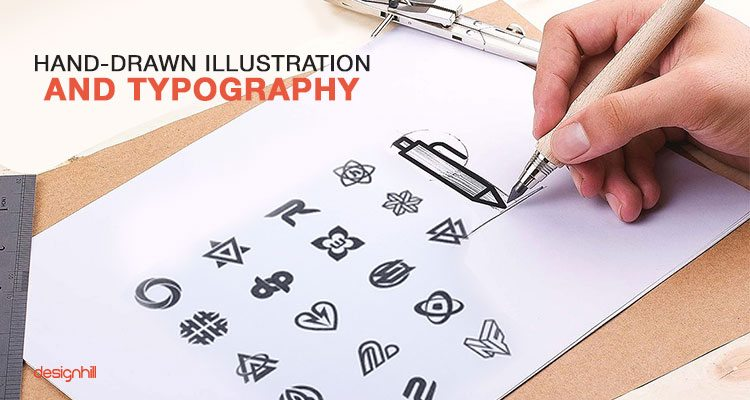 Hand-Drawn Illustration