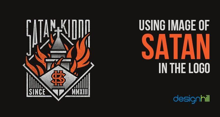 Satan In The Logo