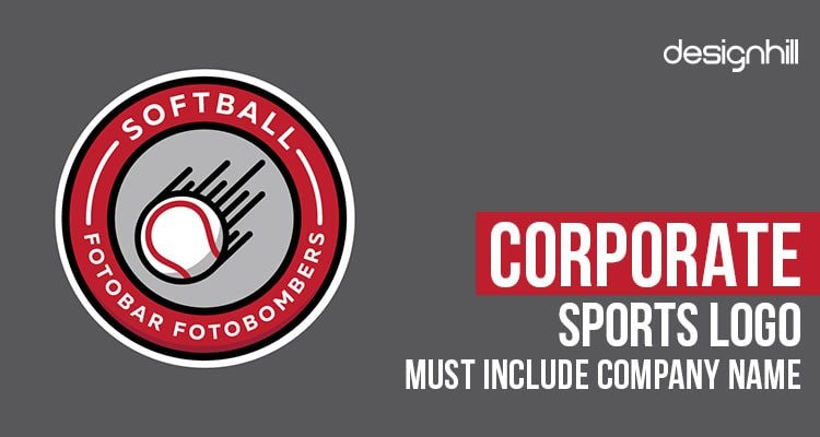Corporate Sports Logo