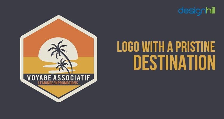 Logo With A Pristine Destination