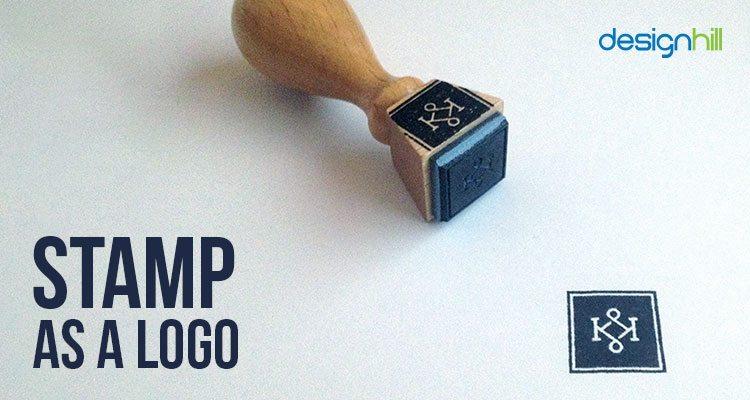 Stamp As A Logo