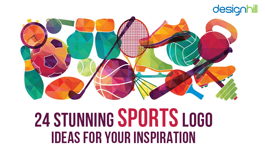 24 Stunning Sports Logo Design Ideas For Your Inspiration