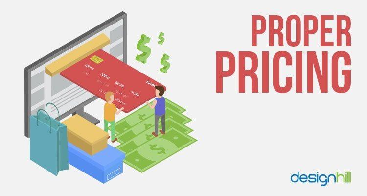 Proper website Pricing