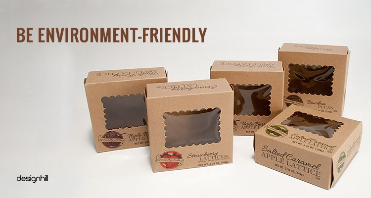 Environment-Friendly packaging