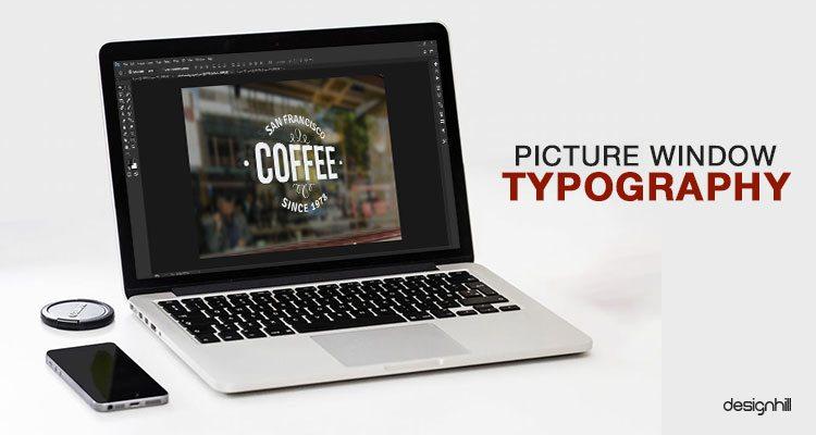 Window Typography