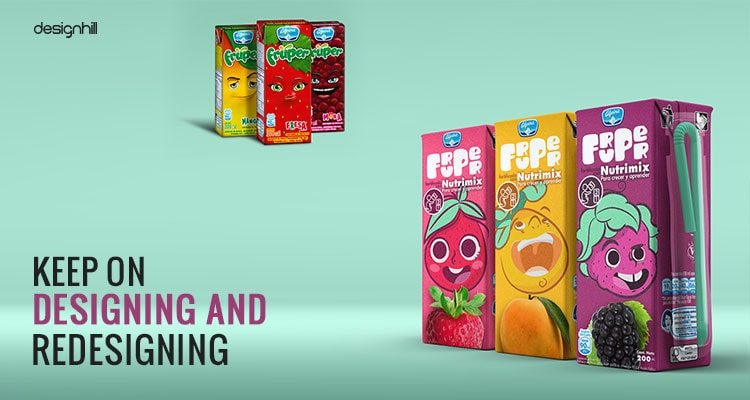 Redesign Product Packaging