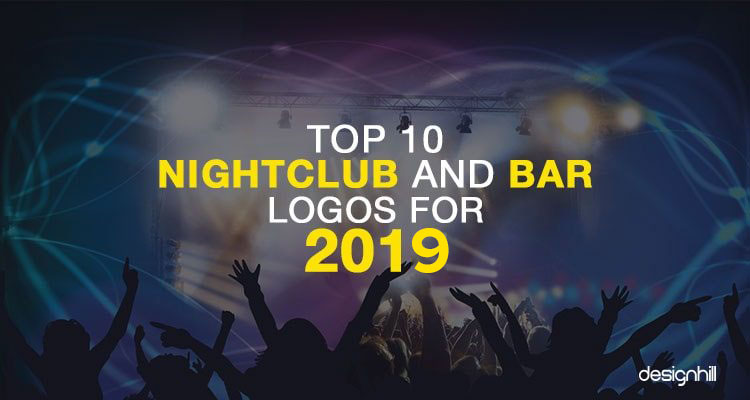 top 10 nightclub and bar logos for 2019