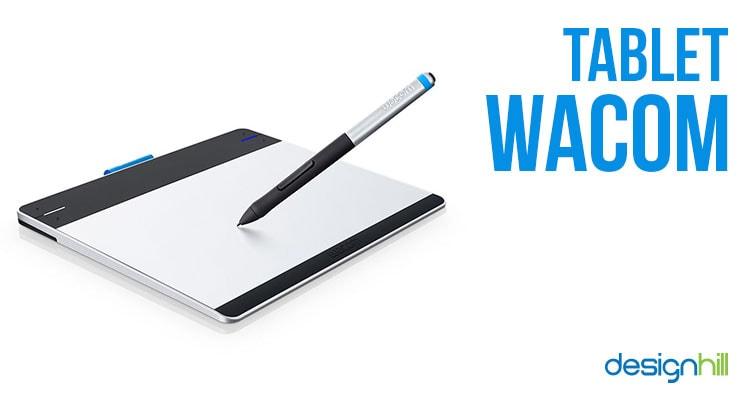 Wacom Tablet