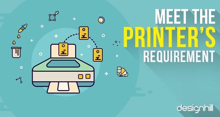 Printer Requirement