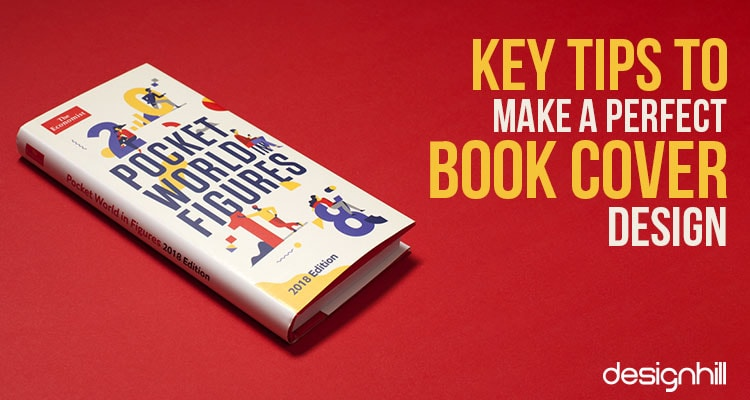 Book Cover Illustration Tips ~ Key tips to make a perfect book cover design