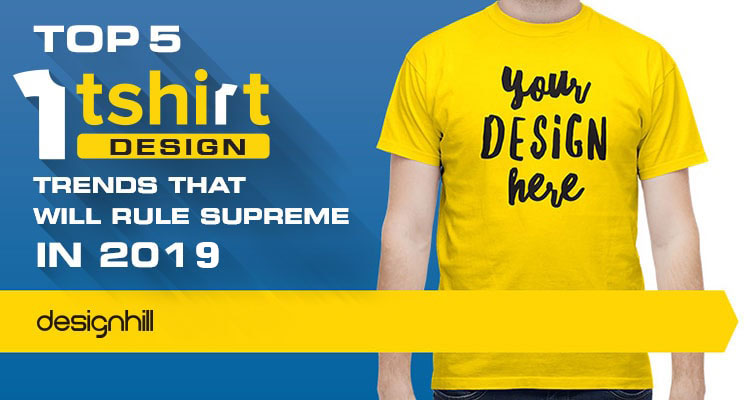 8dfefac9 Top 5 T-Shirt Design Trends That Will Rule Supreme in 2019