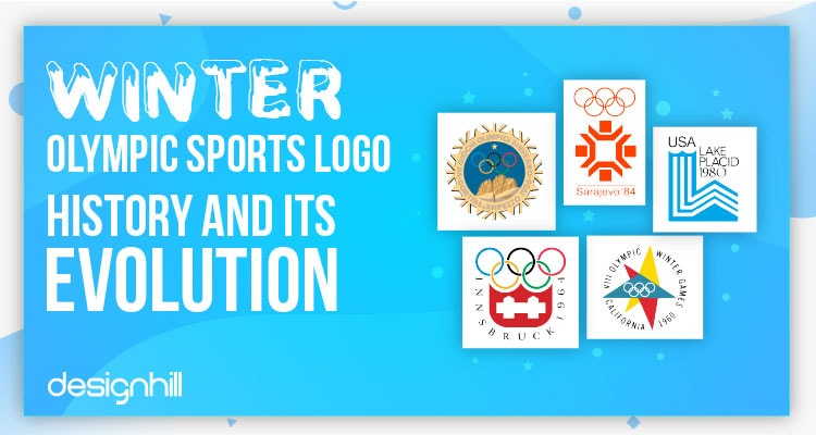 Winter Olympic Sports Logo
