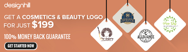 Cosmetic & beauty logo