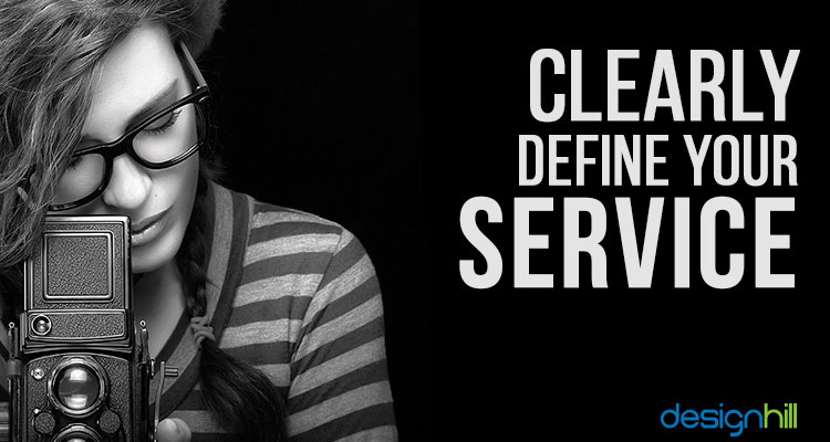 Define Your Service