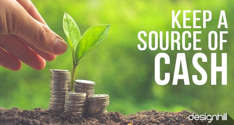 Source Of Cash