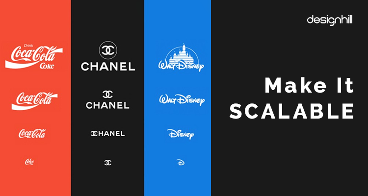 Make Scalable Logo Design