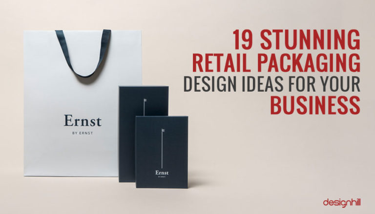 19 Stunning Retail Packaging Design Ideas For Your Business