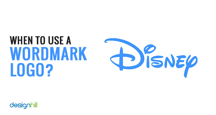When To Opt For Symbol Or Wordmark Logo Design