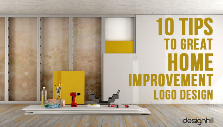 Home Improvement Logo Design