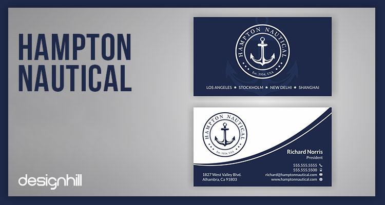 Hampton Nautical