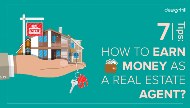 How To Earn Money As A Real Estate Agent