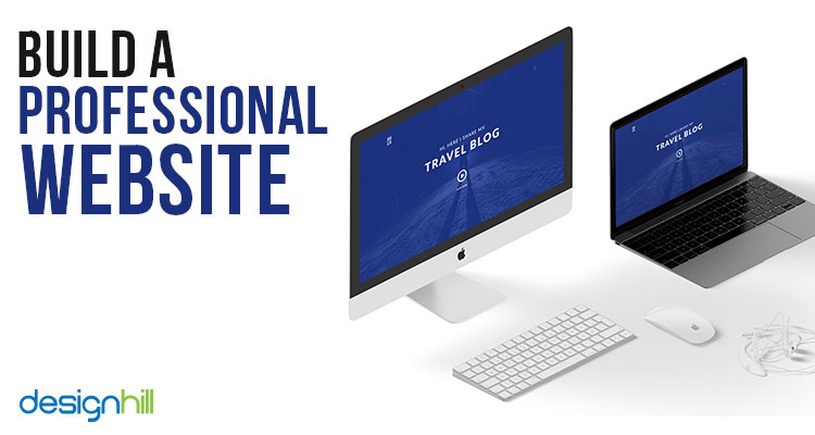 Professional Website