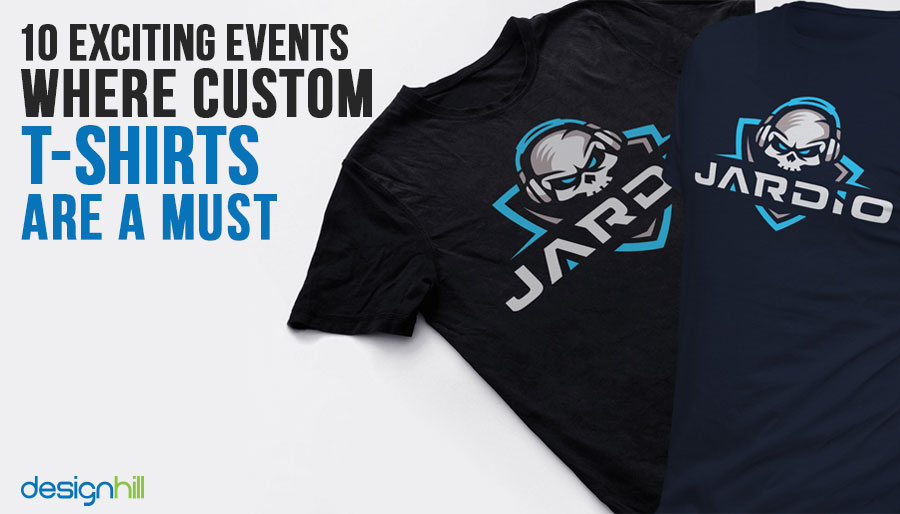 be2ed942f 10 Exciting Events Where Custom T-Shirts Are A Must