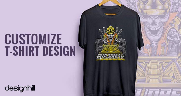 Customize T-shirt Design