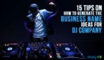 DJ Company Name