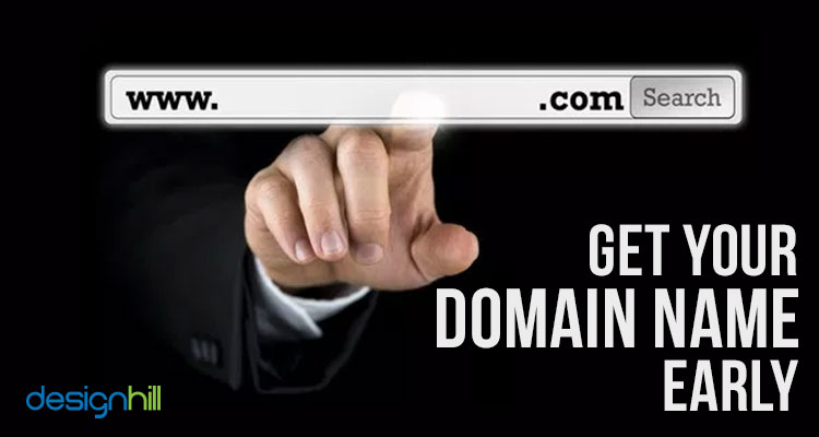 Domain Name Early